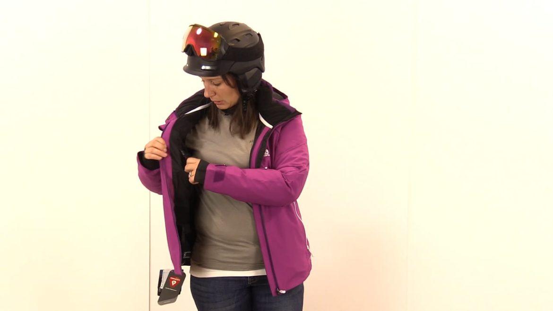 Choix veste de ski