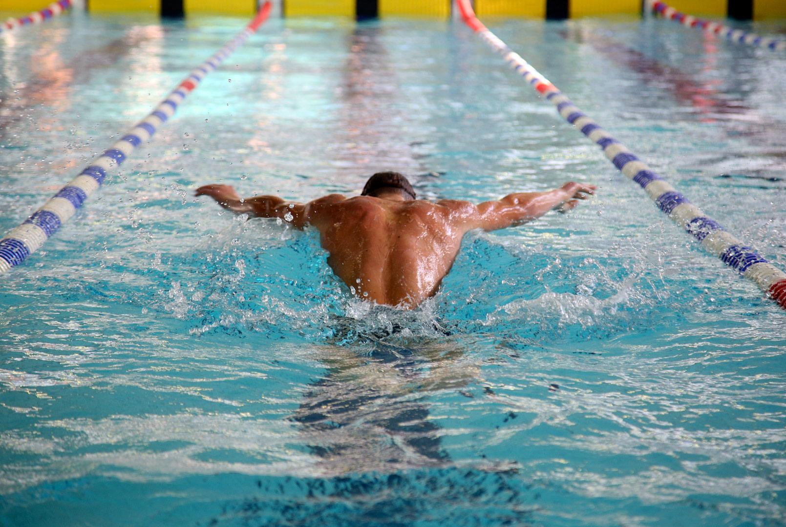 La natation, nouvelle tendance sportive des