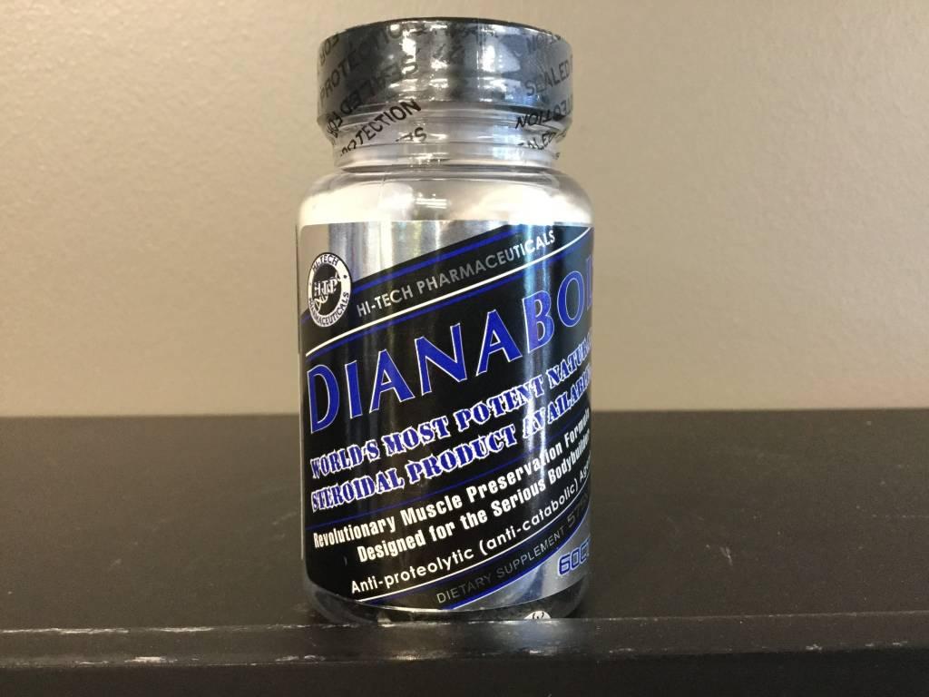 Dianabol, un danger pour votre santé