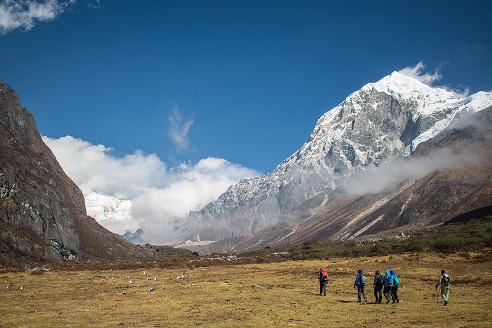 Trekking en Inde